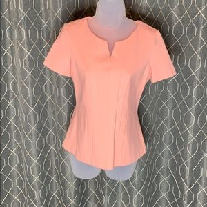 Antonio Melani Peach Blouse